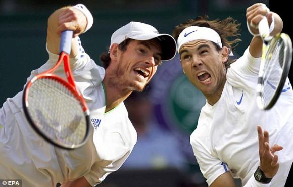 Match Rafael Nadal - Andy Murray en direct tv et streaming sur Internet