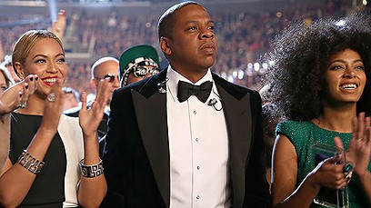 Beyoncé son mari et sa soeur
