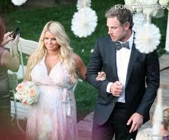 Eric Johnson et Jessica Simpson se sont mariés