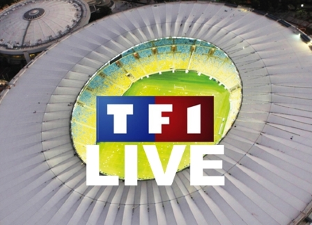 Match en direct TF1 Coupe du Monde 2014