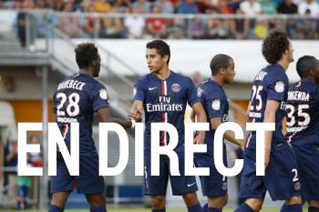 Match Videoton - PSG en direct tv et streaming sur Internet