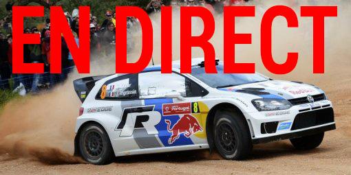 Retransmission du Rallye WRC de Finlande en direct tv