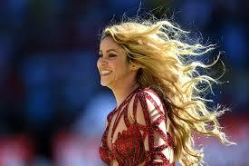 Shakira heureuse à chaque mondial