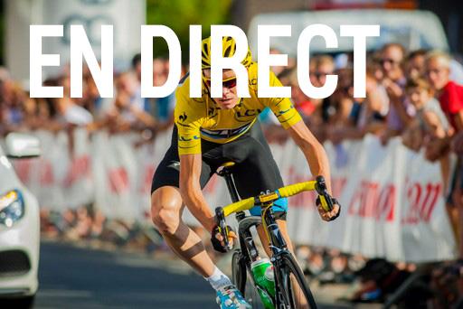 Tour de France en direct tv et streaming sur Internet