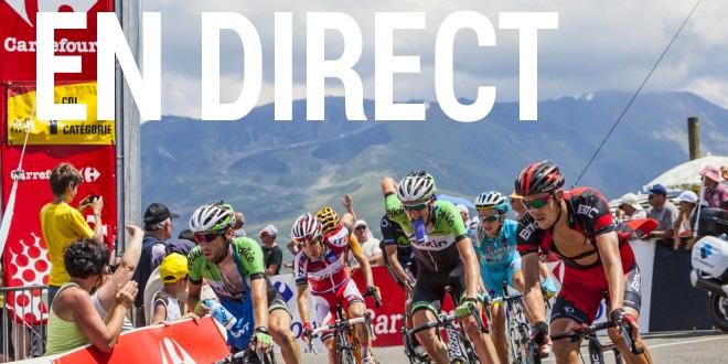Retransmission de la 8ème étape du Tour de France 2014