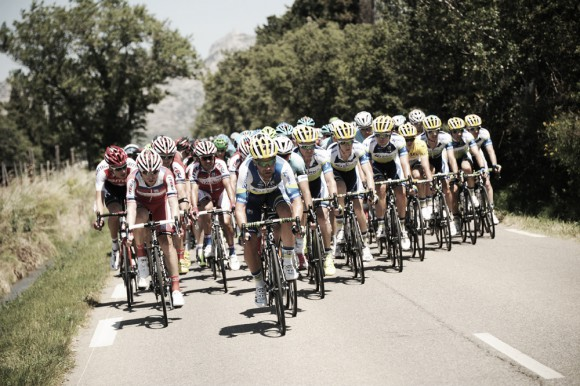 Retransmission de la 8ème étape du Tour de France 2014