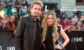 Chad Kroeger et Avril Lavigne