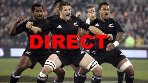 Match Argentine Nouvelle Zelande 2014 en direct TV et streaming résumé All Blacks Rugby