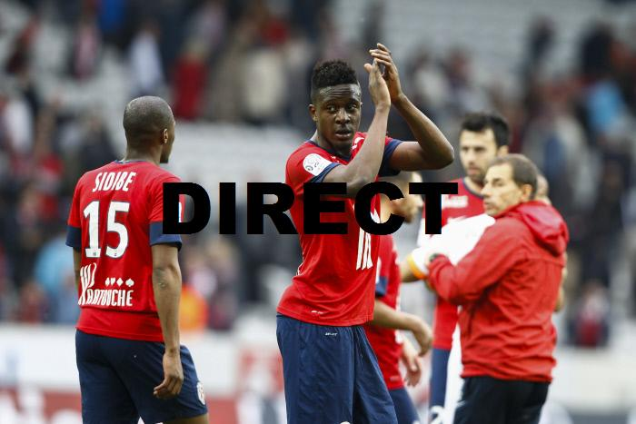 Match OGC Nice Lille LOSC 24 septembre en direct TV et streaming vidéo Ligue 1