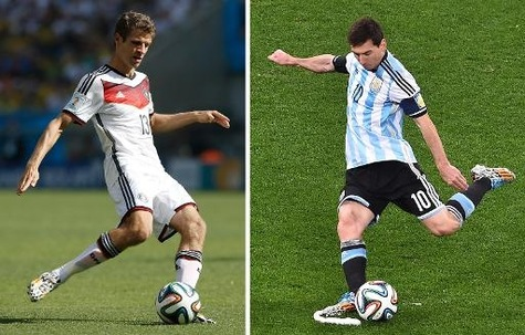 Match foot Allemagne Argentine en direct live et streaming sur internet + Replay vidéo