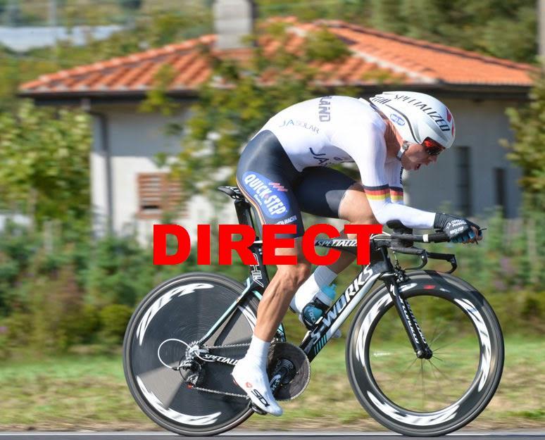 Regarder Championnats du monde 2014 Cyclisme Contre-la-montre en direct et résumé vidéo