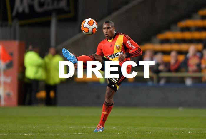 Regarder match Evian TG RC Lens 2014 en direct et résumé vidéo ETG RCL Ligue 1
