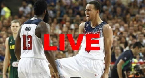 Voir finale Coupe du Monde basket 2014 en direct live et streaming match Etats-Unis Serbie