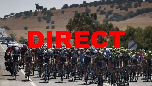 Voir la 17e étape de la Vuelta 2014 en streaming direct et le replay du Tour d'Espagne