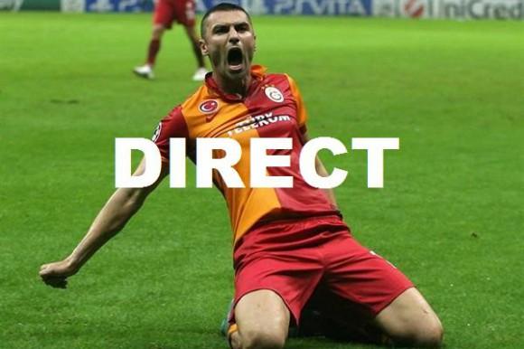Voir match Galatasaray Anderlecht 2014 en direct vidéo et streaming Ligue des Champions