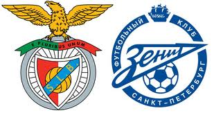 Benfica - Zénith Saint-Petersbourg