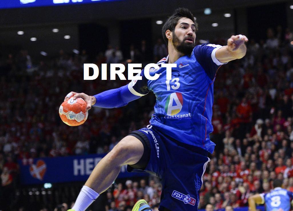 Euro Handball 2016 en vidéo streaming : Regarder Match France Republique Tcheque 2014 en direct