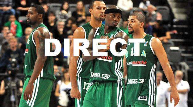 Euroligue Basket CSP Limoges Malaga en Direct pour regarder le match en streaming video