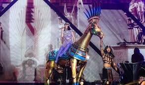 L'anniversaire incroyable de Katy Perry