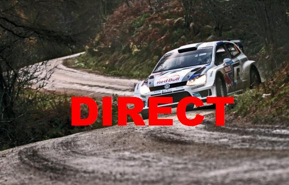 Regarder le Rallye d'Espagne 2014 en direct + vidéo live : Retransmission course en streaming
