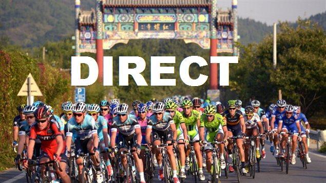 Retransmission 5e étape Tour de Pekin 2014 en direct et regarder streaming arrivée en vidéo
