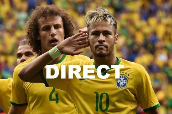 Retransmission match Bresil Argentine 2014 en direct TV et streaming résumé + replay buts