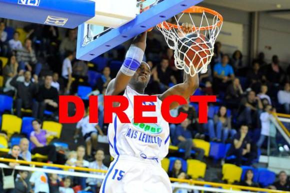 Voir Eurocoupe de Basket en direct TV : Retransmission vidéo match Paris Levallois Bamberg 2014
