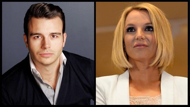 Charlie Ebersol et Britney Spears