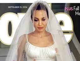 Hésitation d'Angelina avant le mariage