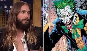 Jared dans la peau du joker