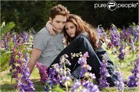 Kristen et Robert dans Twilight
