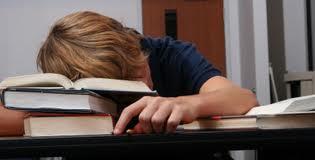 La majorité des élèves ne dort pas assez