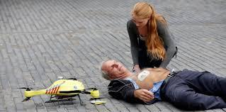Le drone ambulance