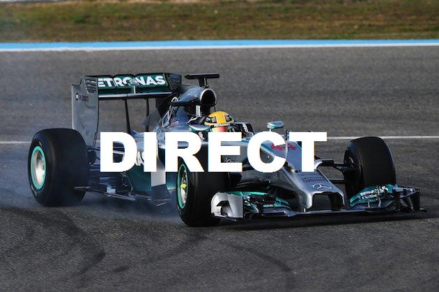 Regarder la F1 en direct Live : Retransmission qualifications GP des Etats Unis 2014 et grille de départ en vidéo