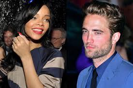 Rihanna craque pour Robert Pattinson