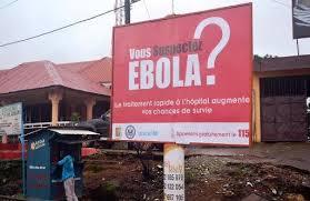 La prévention contre l'Ebola