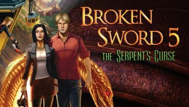 Broken Sword 5 et la percée du point and click sur consoles de salon