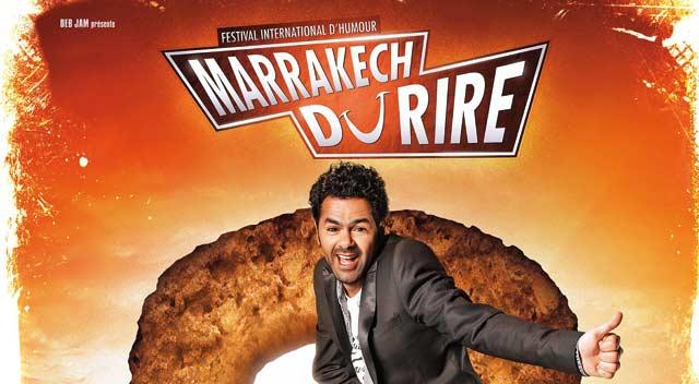 Jamel et ses amis au Marrakech du rire ce 15 août sur W9