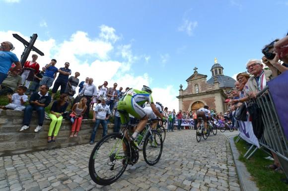 Le Tour du Benelux l'histoire de l'Eneco Tour dans le cyclisme