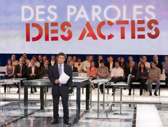 Des Paroles et des Actes avec Manuel Valls ce 24 septembre sur France 2