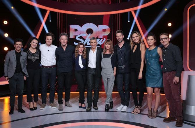 Pop Show ce 3 octobre sur France 2