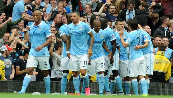 Début de saison 2015 prometteur pour Manchester City en BPL