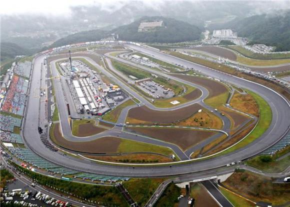 Le détour de la Moto GP au Motul Grand Prix of Japan