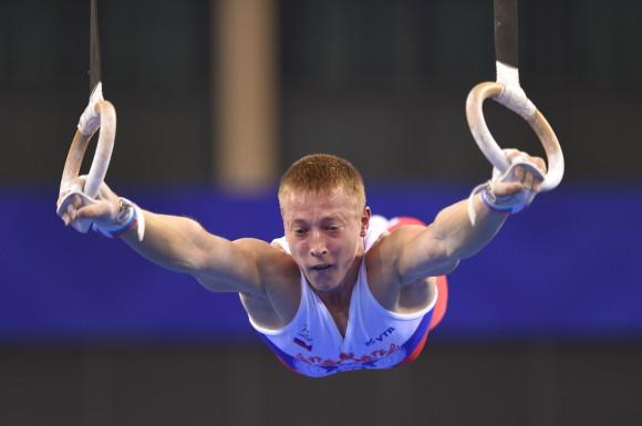 Les championnats du monde de gymnastique artistique et le palmarès