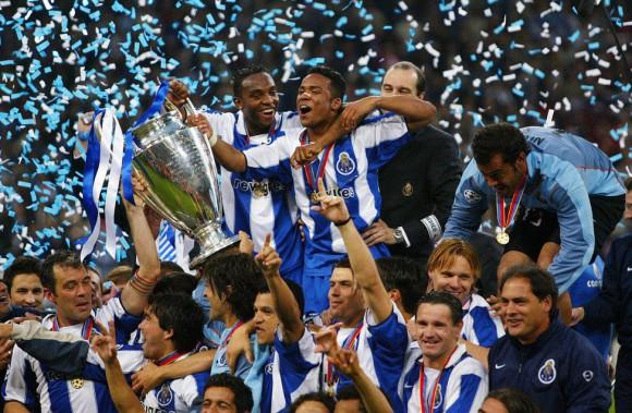Les clubs Portugais dans la Ligue des Champions de football
