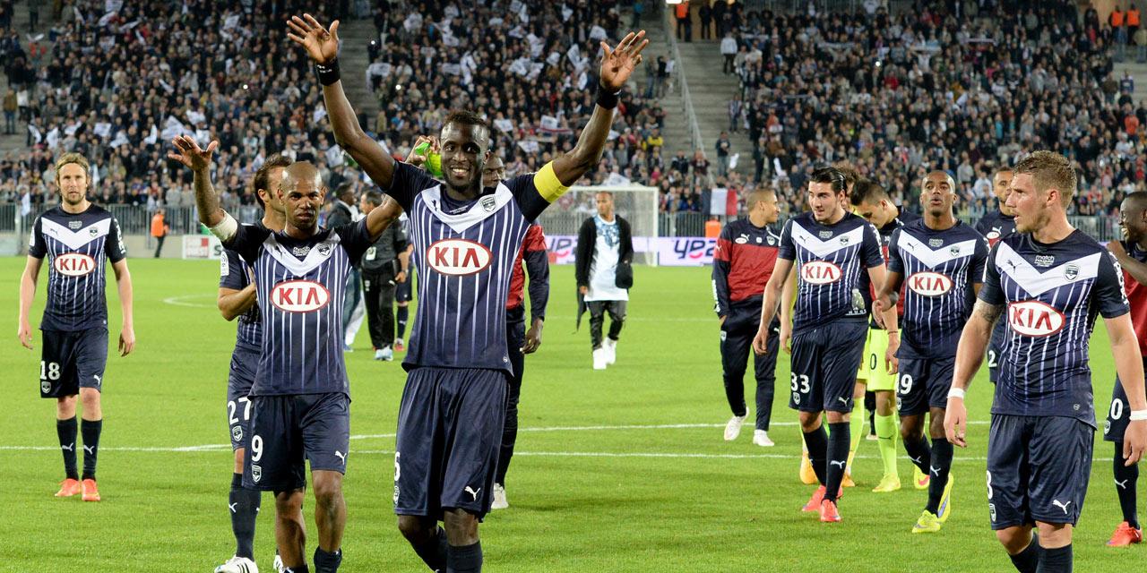 Les performances des Girondins de Bordeaux dans la Ligue Europa