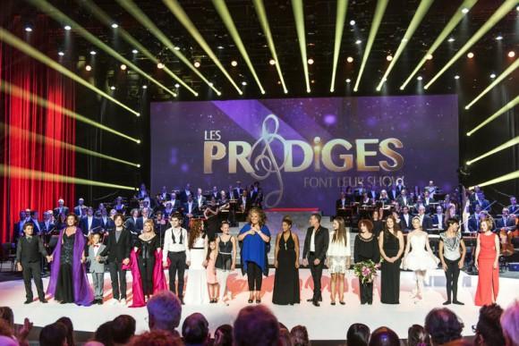 Les prodiges font leur show ce 17 octobre sur France 2