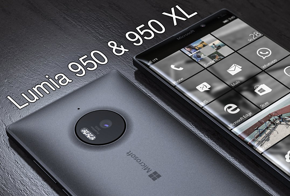 Microsoft Lumia 950 XL le renouveau du Windows Phone