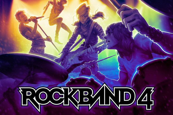 Retour réussi pour Rock Band 4 sur PS4 et Xbox One