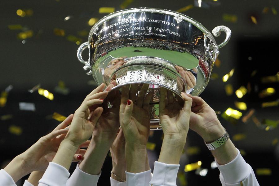La Fed Cup 2015 et son histoire dans le tennis